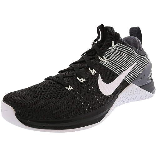 ca9328a453 Nike Men's Metcon Dsx Flyknit 2 Ankle-High Cross Trainer Shoe: Nike ...