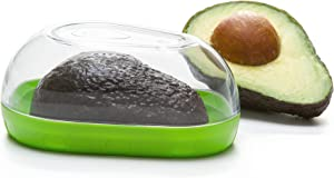 Prepworks by Progressive Avocado Keeper - Keep Your Avocados Fresh for Days,Snap-On Lid, Avocado Storage Container – Prevent Your Avocados From Going Bad