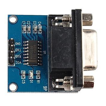 Amazon.com: Puerto Serie RS232 a TTL convertidor Módulo de ...