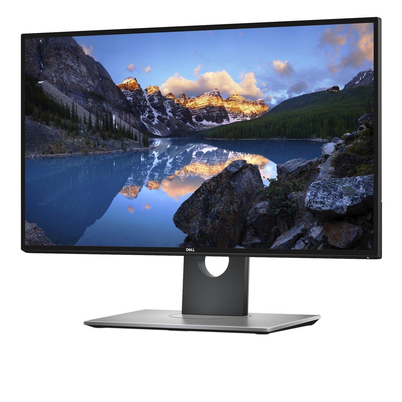 Dell Ultra Sharp LED-Lit Monitor 25'' Black (U2518D)  2560 X 1440 at 60 Hz  IPS  Vesa Mount Compatibility