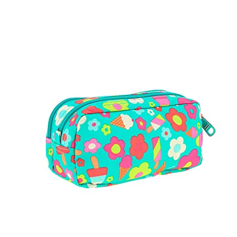Amazon.com: TOTTO Escolar Pencil Cases, 20 cm, Multicolour ...