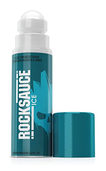 Other Fitness, Running & Yoga Fitness, Running & Yoga RockTape Pain Relief CHILL Rock Sauce Relieves Muscle Aches Pain use w/ RockTape