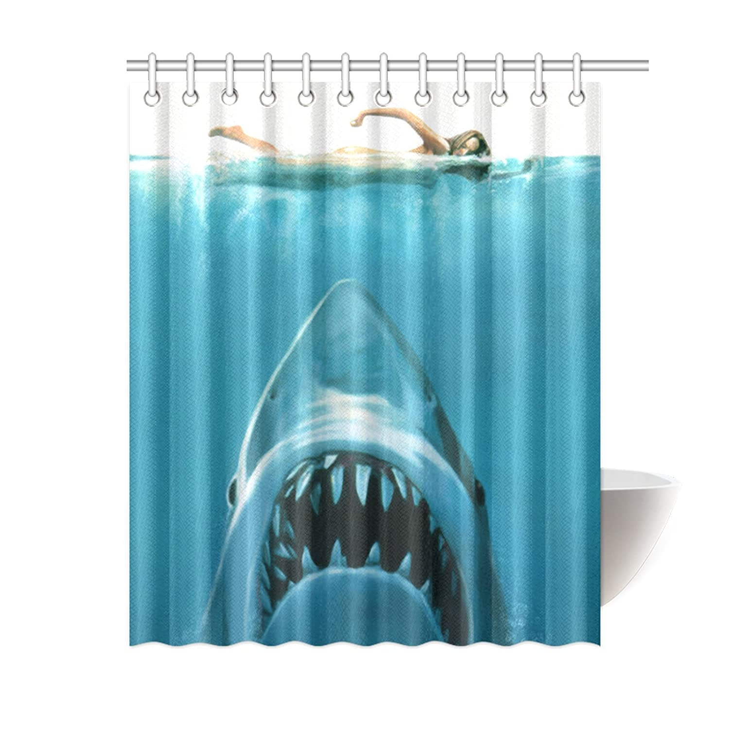 Cool shower curtains for kids - Cool Shower Curtains For Kids Cool Shower Curtains Amazon Kids Shark Shower Curtain Amazon Com