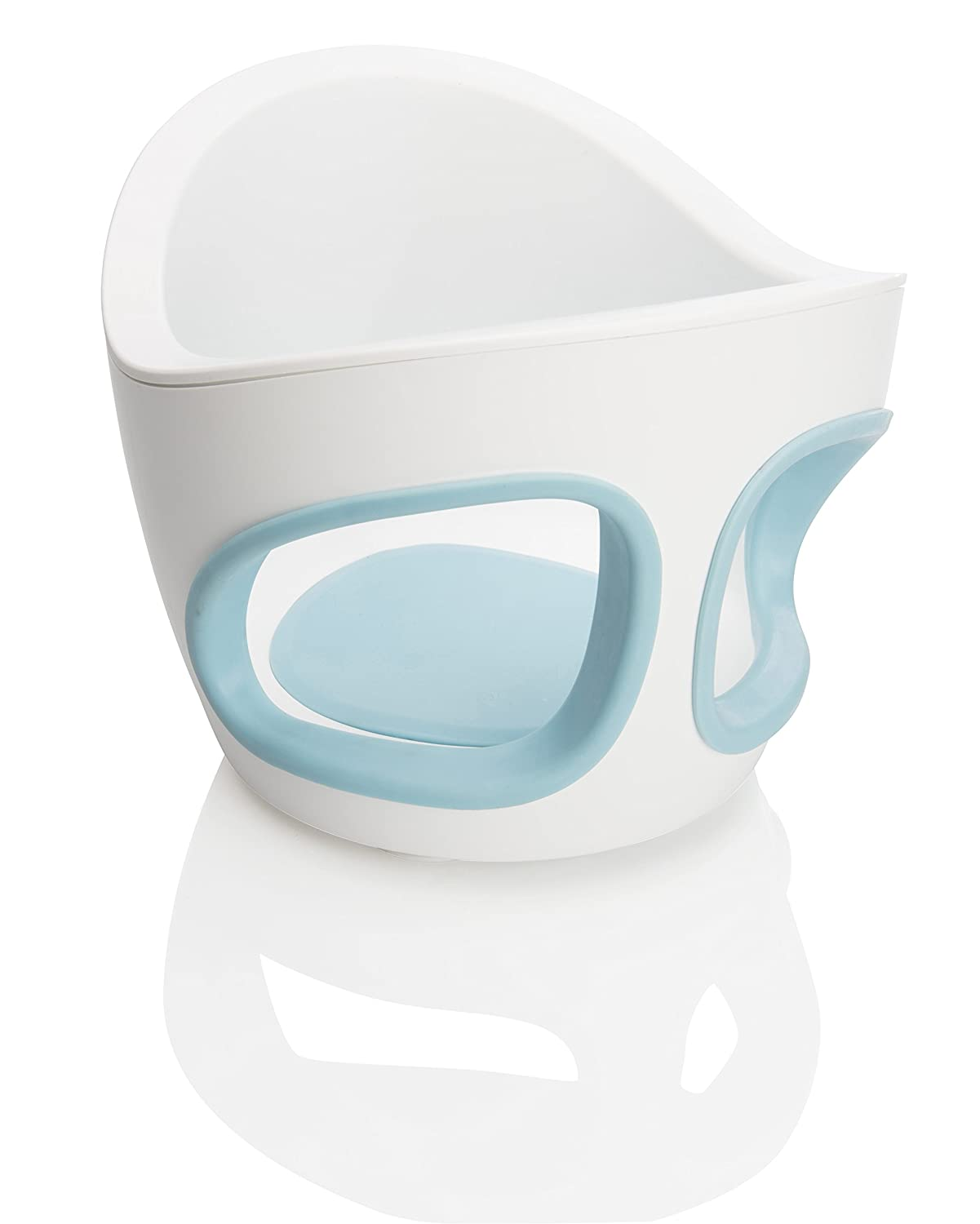 BABYMOOV Aqua Seat Baby Bath Seat (White): Amazon.co.uk: Baby