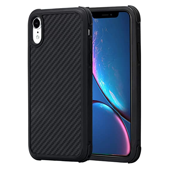 the latest b2d04 89a81 PITAKA Protective Case Compatible with iPhone XR 6.1