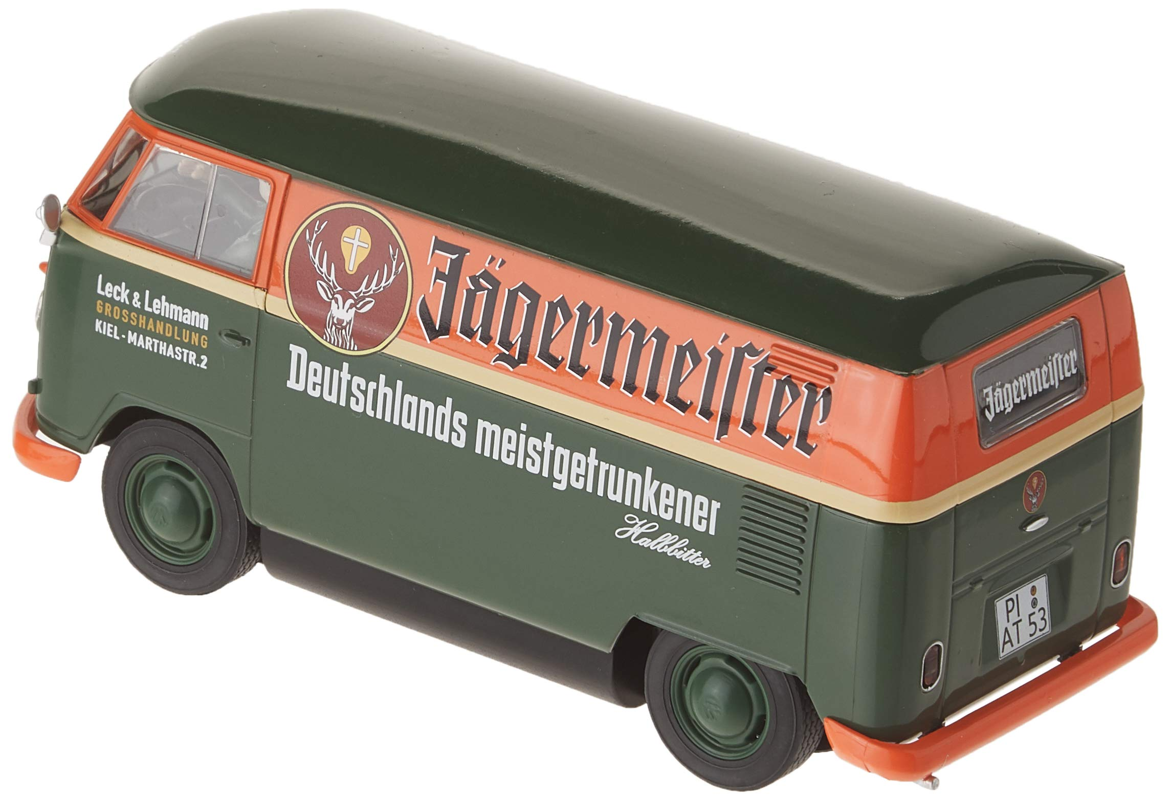 Scalextric Volkswagen Jagermeister Panelvan 1:32 Slot Race Car C3938 by Scalextric (Image #2)