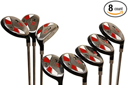 Amazon.com: Tall Senior Golf híbridos Big + 1