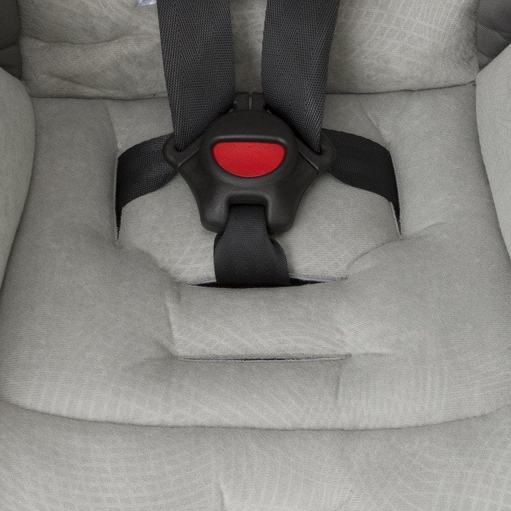 Grey Evenflo SureRide 65 DLX Convertible Car Seat Sugar Plum