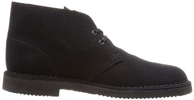 Desert Boot GTX: Black Suede