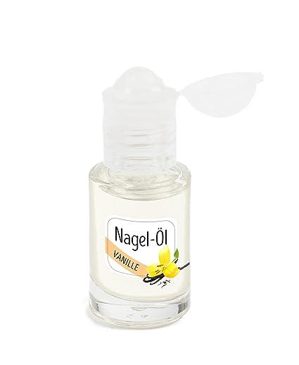 KM de Nails nagelöl con aroma vainilla Chile en iRoll Sistema 6 ml Libre de parafina