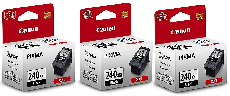 Genuine Canon PGI-270 CLI-271 Setup Ink Cartridge No Packaging 5-Pack New Sealed
