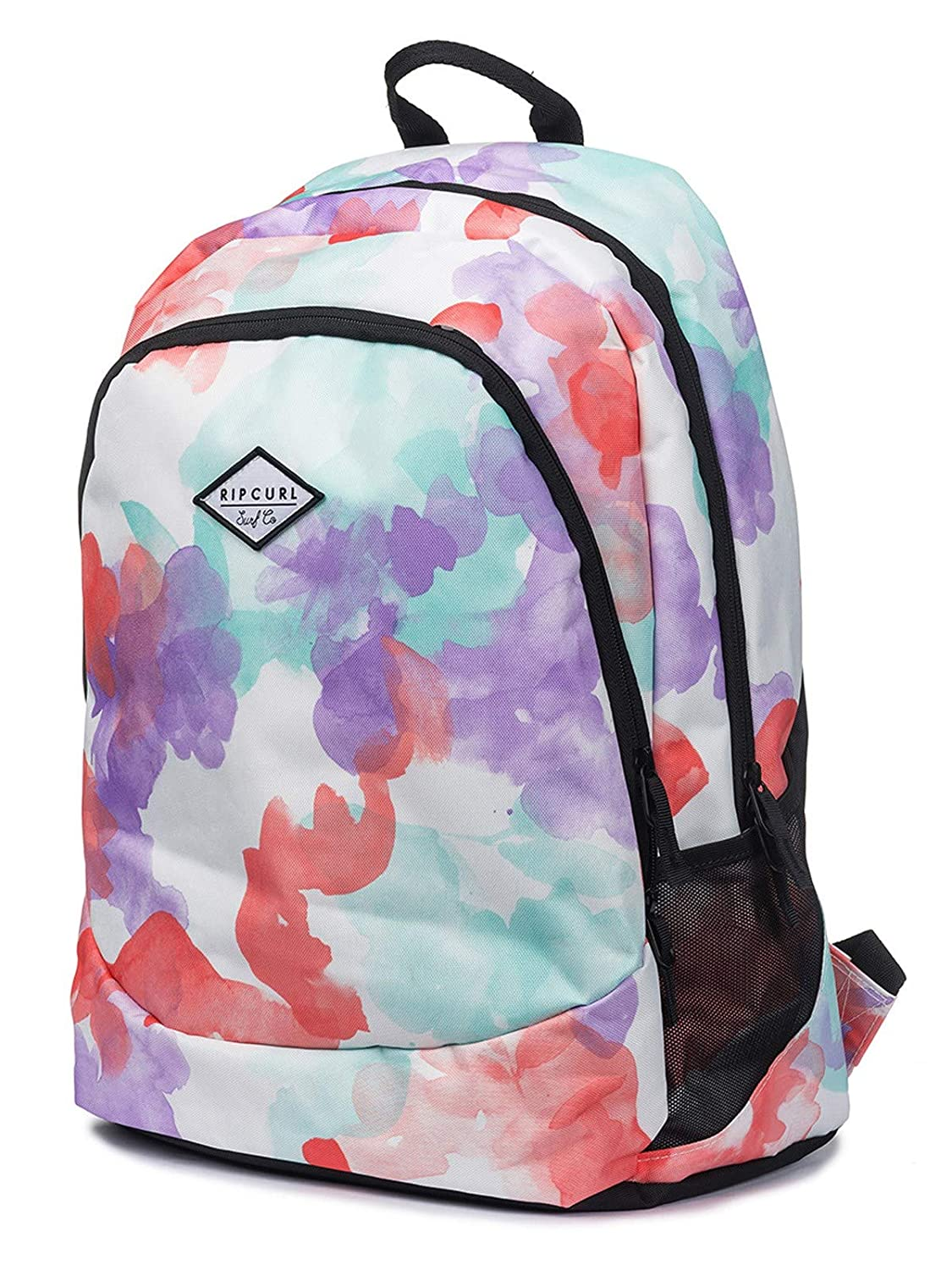 Rip Curl Proschool Watercamo Backpack in White