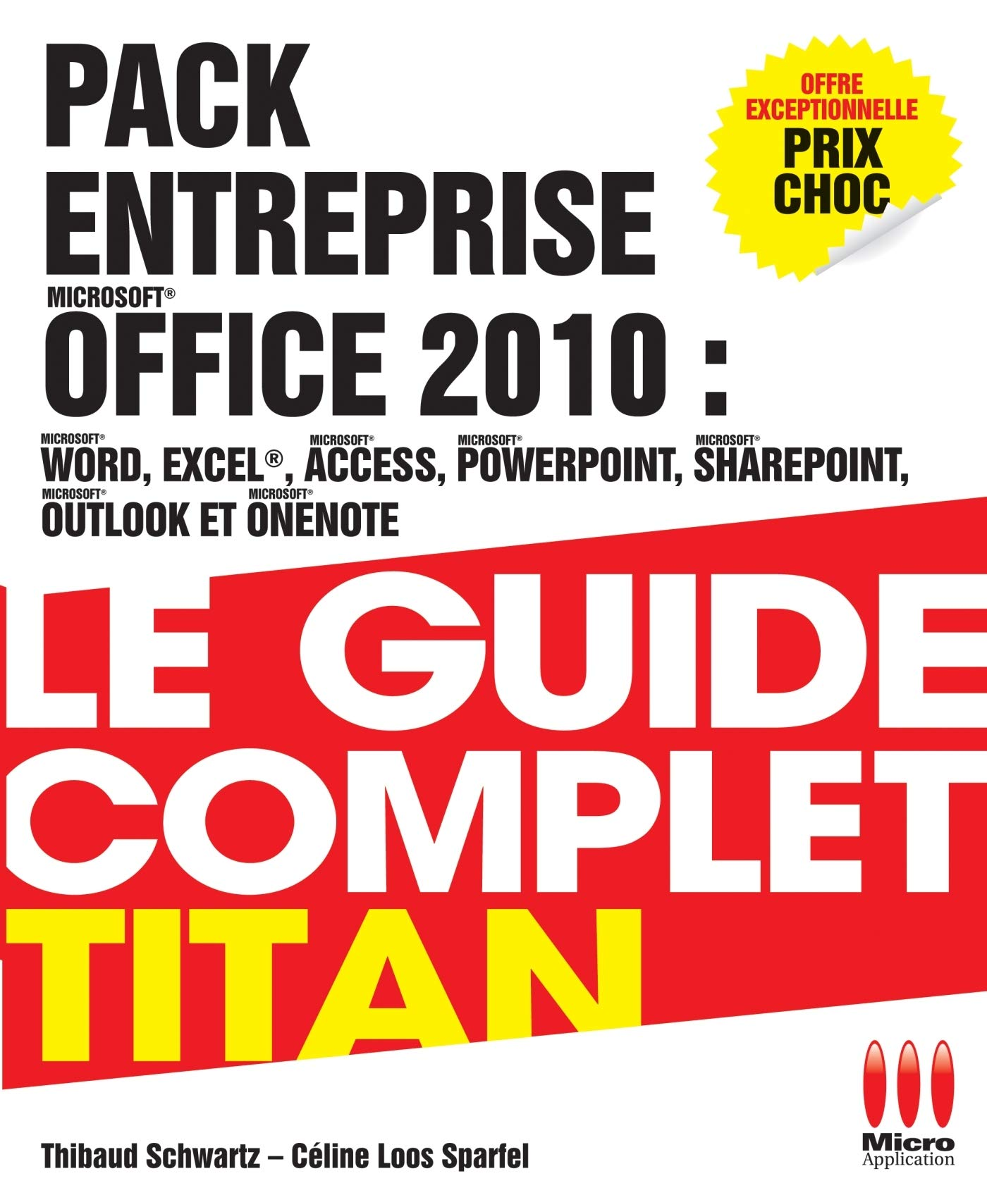 TITAN PACK ENTREPRISE OFFICE 2010 (ESK.TITAN): Amazon.es: Collectif: Libros en idiomas extranjeros