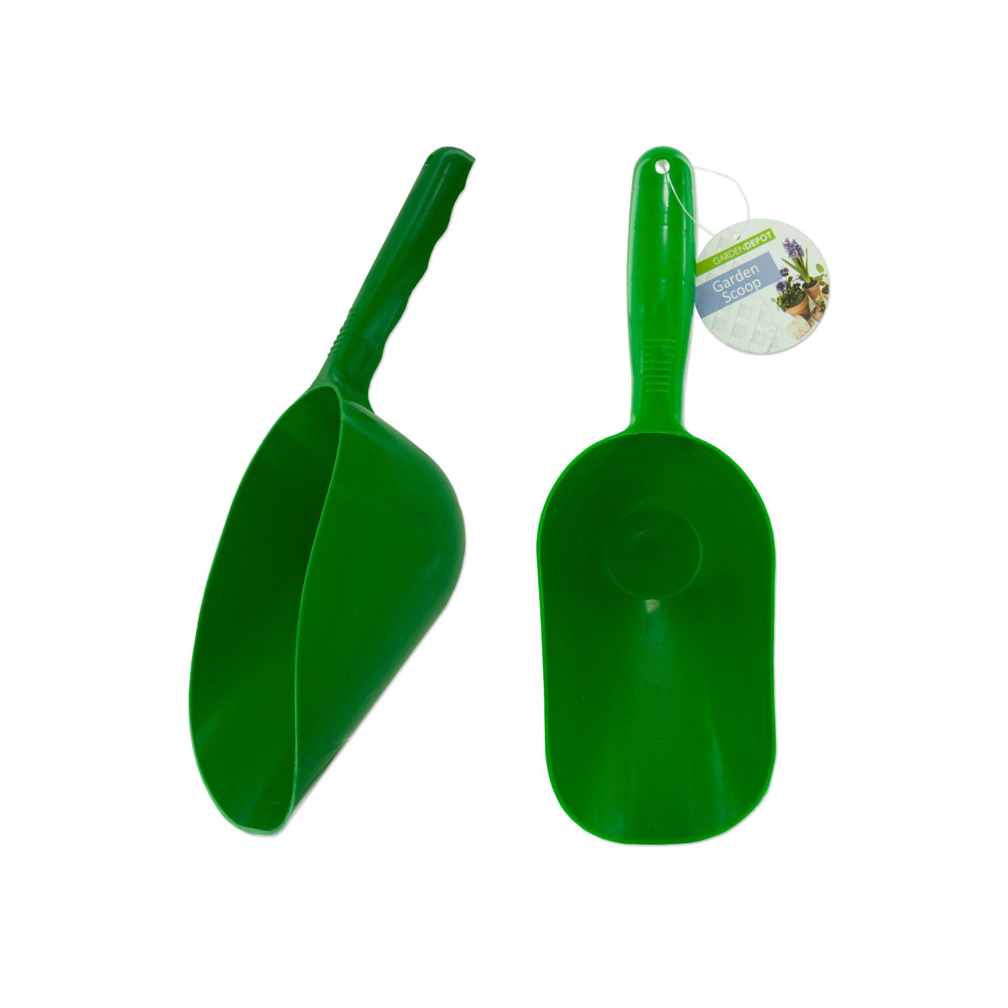 123-Wholesale - Set of 36 Multi-Purpose Garden Scoop - Lawn & Garden Garden Tools