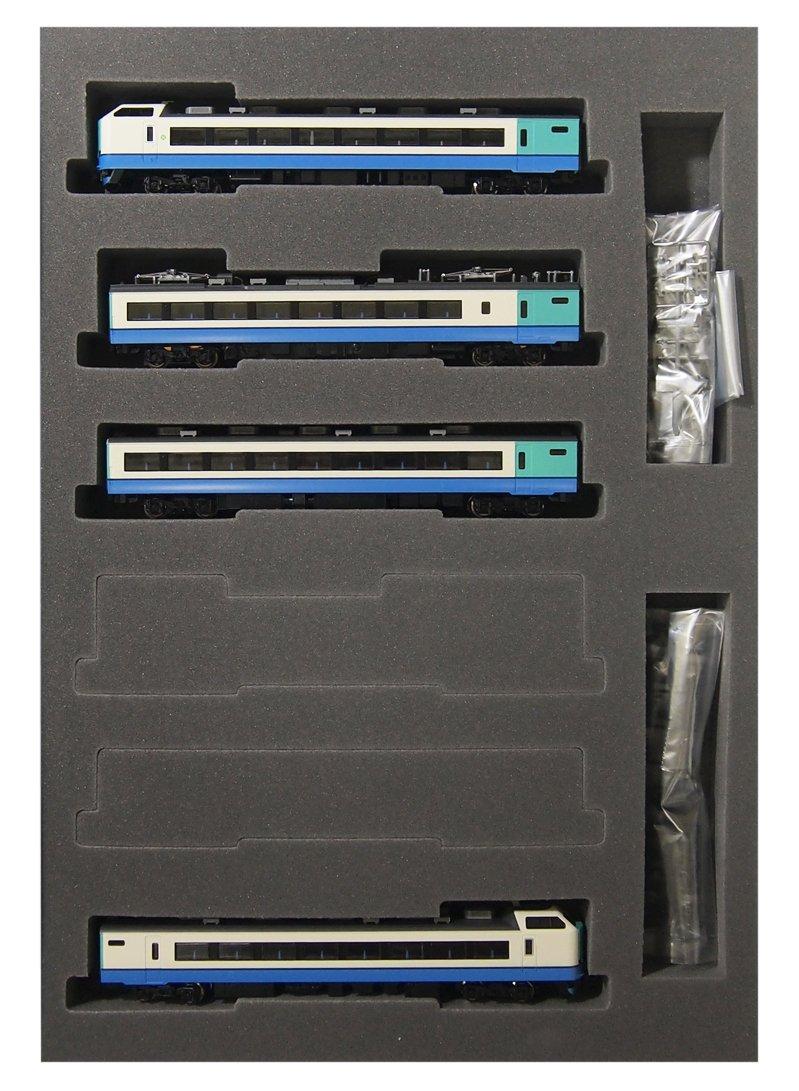 TOMIX Nゲージ 485 3000系 上沼垂色 基本セット 92525 鉄道模型 電車   B00HA0WRE0