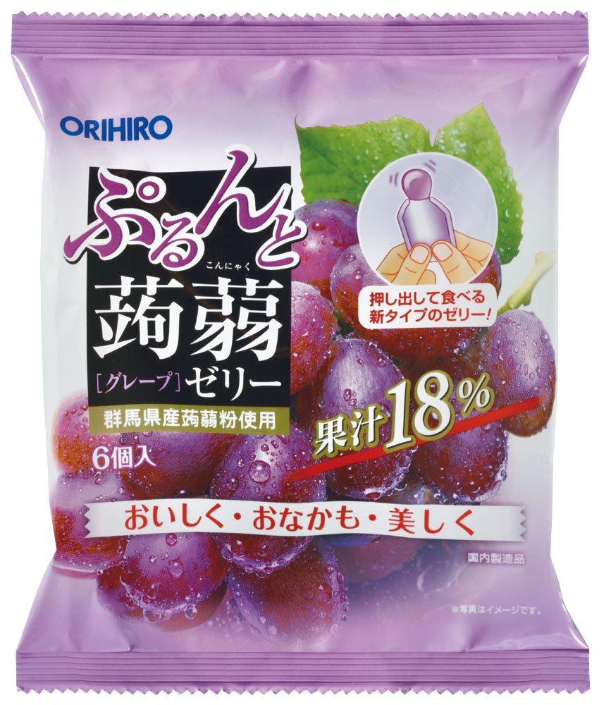 【ORIHIRO】ぷるんと蒟蒻ゼリーのサムネイル