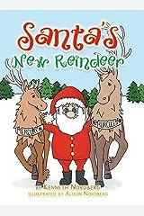 Santa's New Reindeer Hardcover