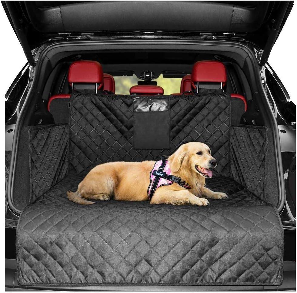 NISSAN QASHQAI CAR Boot Dirt Protector Pet Dog Mat Carpet Floor Liner UNIVERSAL