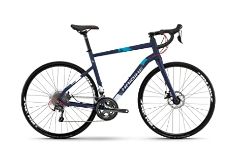 "Haibike bicicleta Seet Race Life 5.0 28 ""20-velocità Talla 44 Negro/"