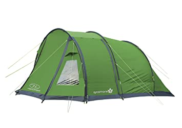 Highlander Outdoor Sycamore 5 Tent Meadow  sc 1 st  Amazon.com & Amazon.com : Highlander Outdoor Sycamore 5 Tent Meadow : Sports ...
