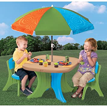 Step2 Play And Shade Patio Set Amazing Pictures