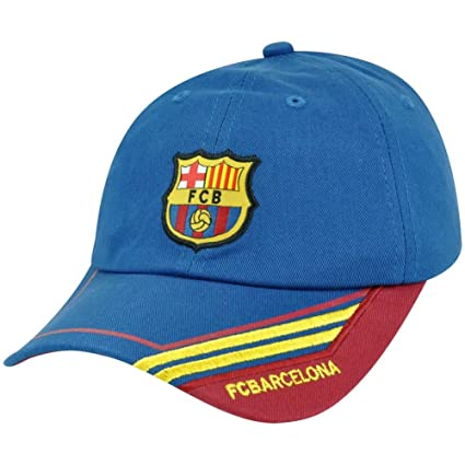 Amazon.com : FC Barcelona Spain Espana La Liga Barca Garment Wash Gorra Hat Cap Futbol Soccer : Sports & Outdoors