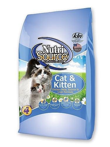 Nutri Source Cat Kitten – Chicken, Salmon Liver – 16 lbs