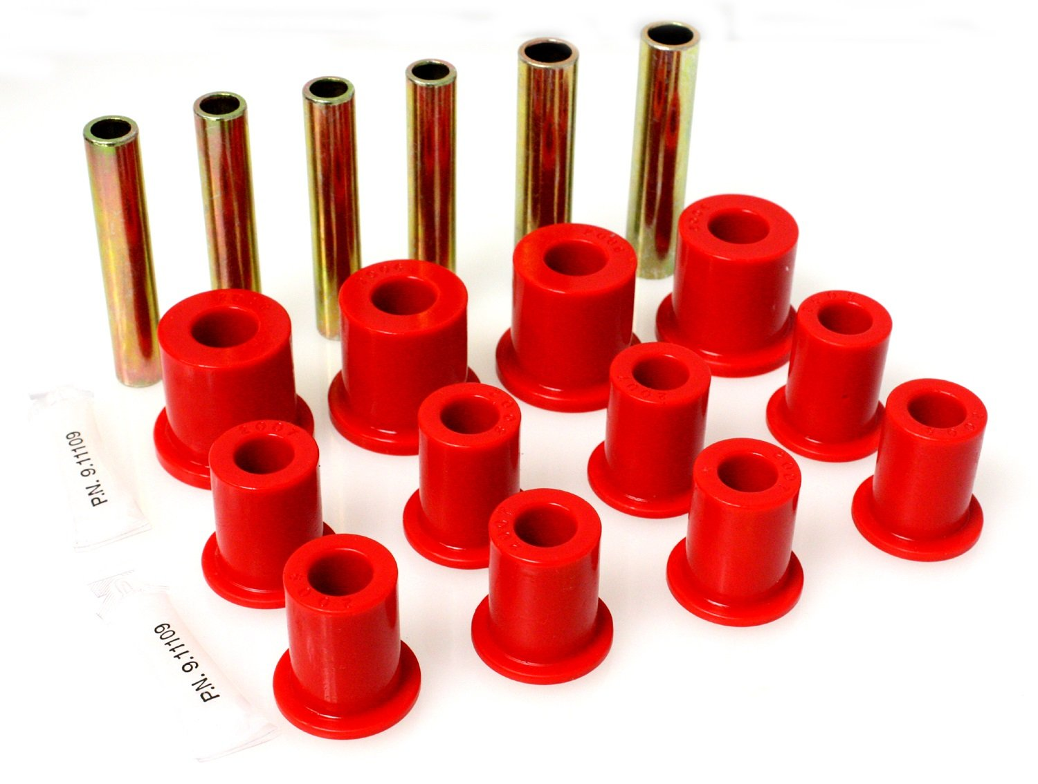 Energy Suspension 3-2105R Red Front Spring Bushing 3.2105R