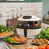 Ensue 6.3 Quart XL 1400 Watt Vortex Control Air Fryer Cooker, Temperature and Time Control