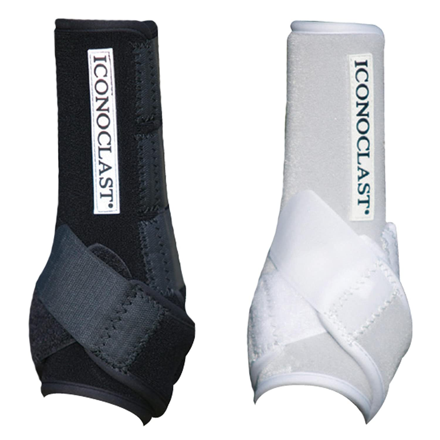 White X-Large White X-Large Iconoclast Orthopedic Support Boots front