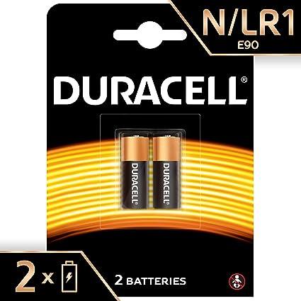Amazon.com: Duracell R/Control BATT 1.5 V MN9100 PK2: Home ...