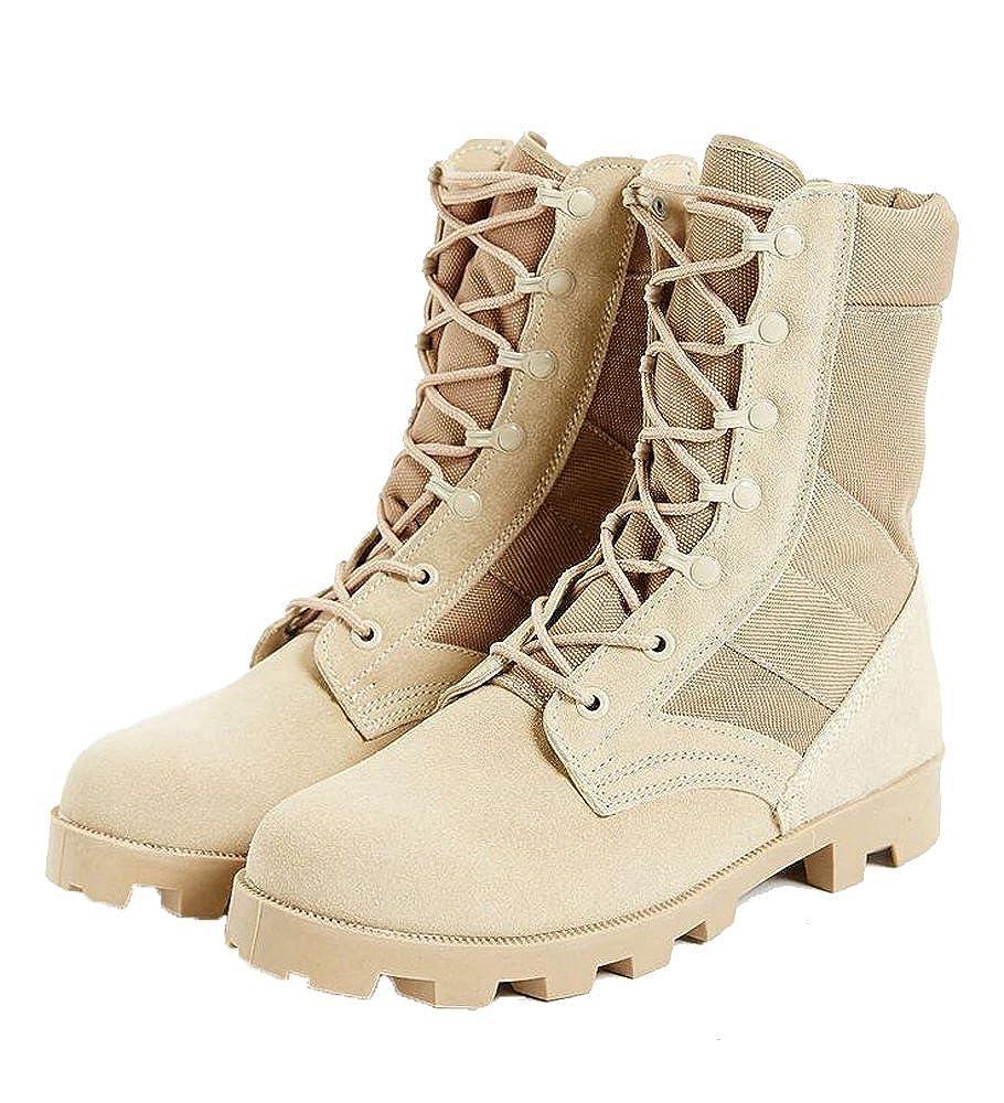 Amazon.com  ANS Military Style Jungle Boots Desert Tan Speedlace Jungle Boot  Size 10R  Shoes 073870e34ba