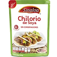 Sinaloa Chilorio Soya Pouch, 250 g