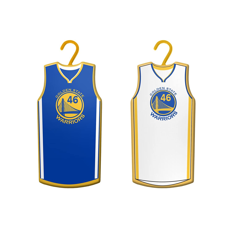 Buy Boelter Brands NBA Golden State Warriors Home   Away Jersey Ornament 6ef6b31be