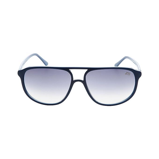 Gafas de sol Lozza SL1872 580NK1 W azul UV 2 - unisexo - TU ...