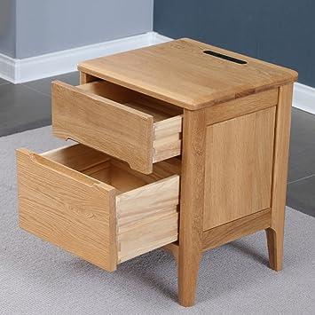 LI Jing Shop   Meubles En Bois Massif Tables De Chevet Chambre De  Simplicité Moderne Chambre