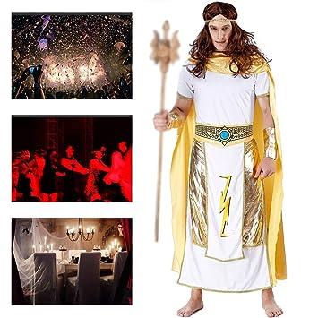 Disfraz De Halloween para Hombre Antiguo Traje De Rey ...