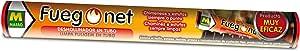 Fuego Net 230072N Tubo Deshollinador, Marrón, 24.7 x 3 x 3 cm