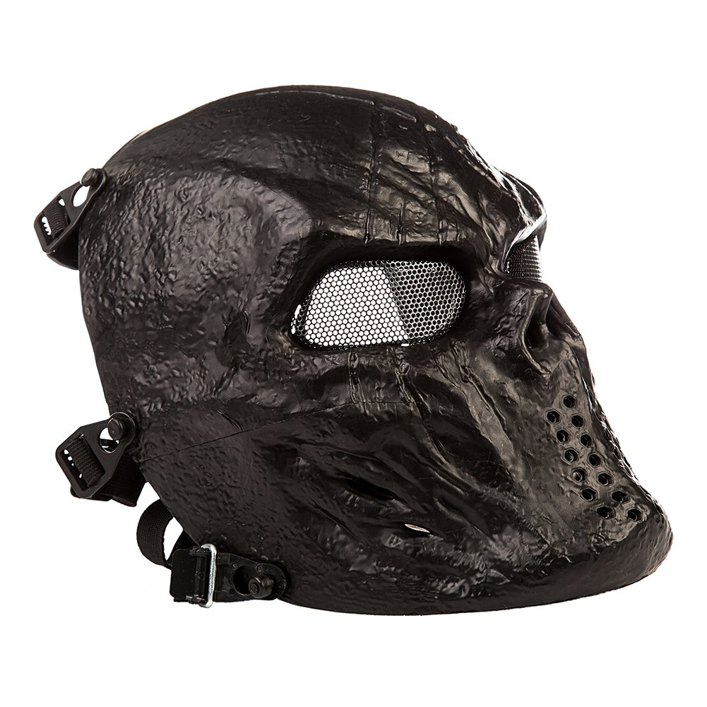 Amazon.com : Andway Skull Skeleton Full Face Protective Mask Gear ...