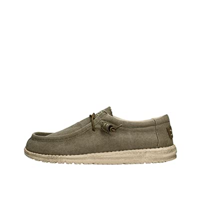 Dude Shoes Men's Wally Classic Wenge UK7 / EU41 LZnSVpZvk