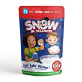 Snow in Seconds Instant Snow Fake Artificial Snow