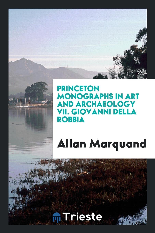 Download Princeton Monographs in Art and Archaeology VII. Giovanni Della Robbia pdf epub