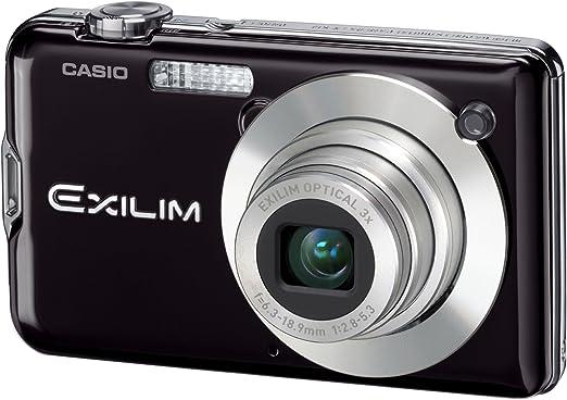 Casio Exilim Ex S12 Bk Digitalkamera 2 7 Zoll Schwarz Kamera