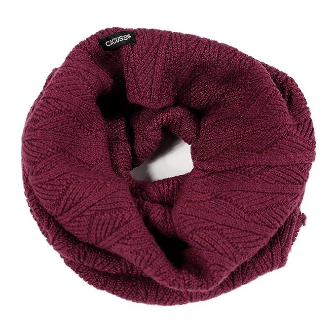 CACUSS Australian Merino Wolle Unisex Stricken Wolle Schals Warmen ...