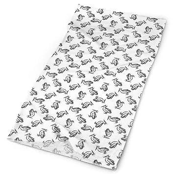 Headwear Headband Tiger Pattern Head Scarf Wrap Sweatband Sport Headscarves For Men Women