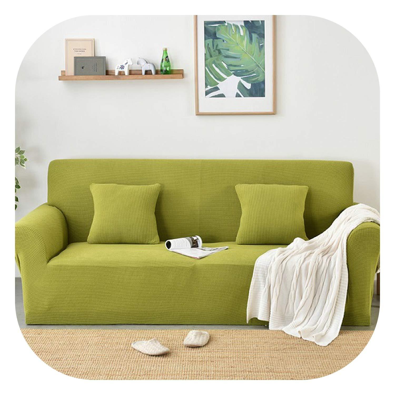 Amazon.com: Polar Fleece Sofa Cover Slipcovers All-Inclusive ...