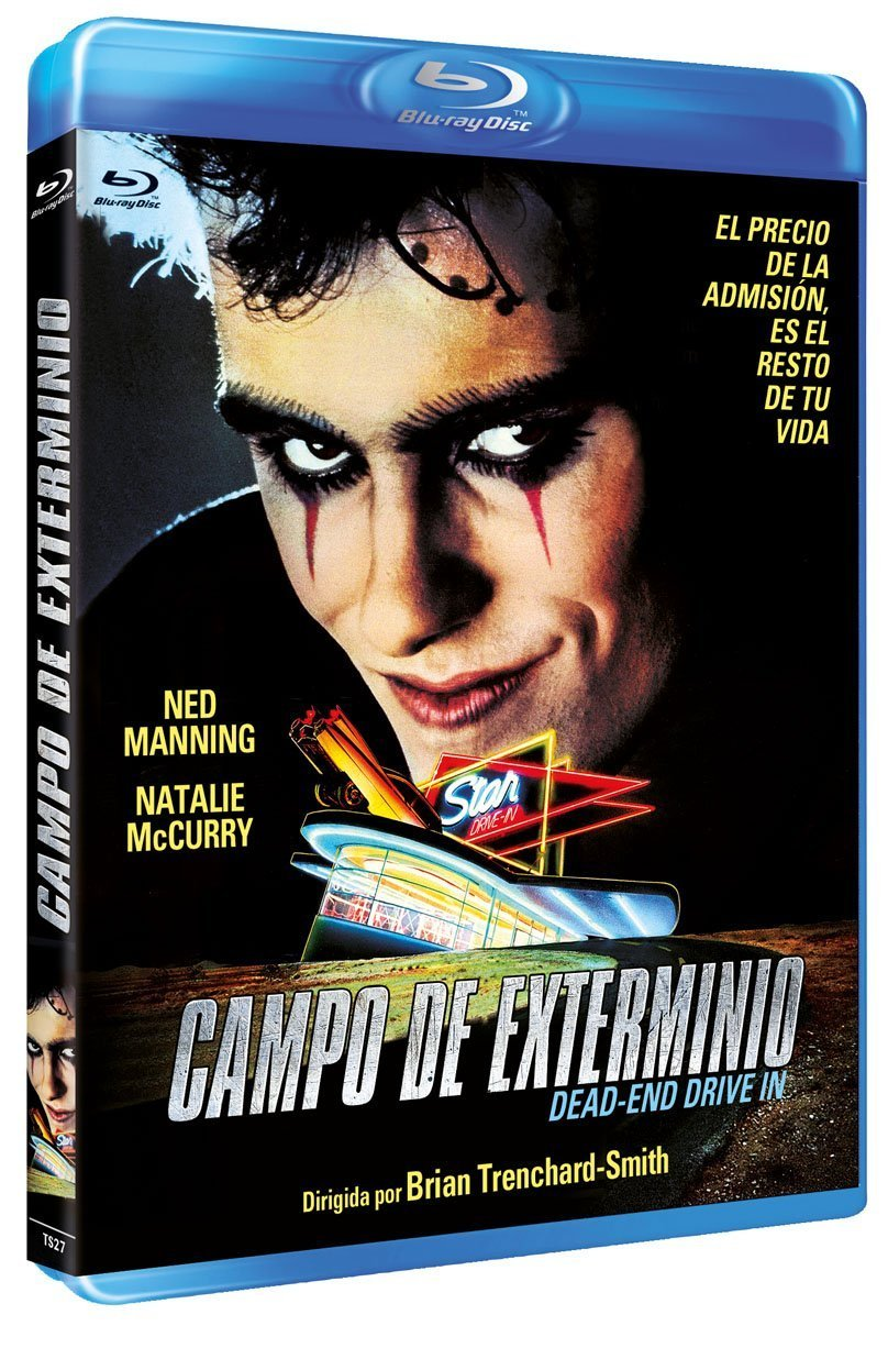 Campo de exterminio [Blu-ray]: Amazon.es: Ned Manning, Natalie McCurry, Peter Whitford, Wilbur Wilde, Dave Gibson, Sandie Lillingston, Brian Trenchard-Smith, Ned Manning, Natalie McCurry: Cine y Series TV
