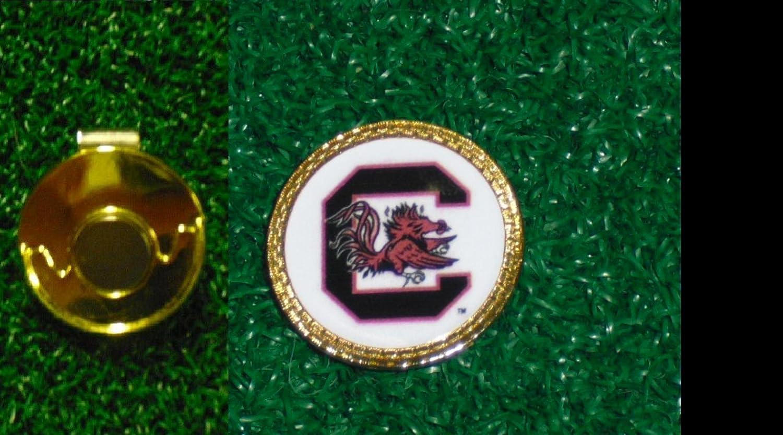 Gatormade Golf Ball Marker & Hat Clip South Carolina Gamecocks   B008R0PT3I