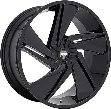 Amazon Com Dub S247 Fade 24x10 5x150 35mm Gloss Black Wheel Rim 24 Inch Automotive