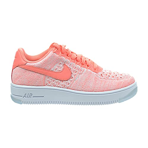 Nike Air Force 1 Flyknit Low Women s Shoes Atomic Pink 820256-600 (7 ... a1418700f